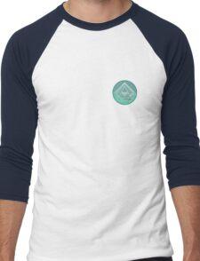 Skyview Mint V2 Men's Baseball ¾ T-Shirt
