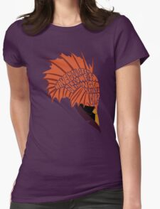 BLOWFISH! Womens Fitted T-Shirt