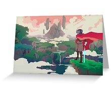 Hyper Light Drifter Art #2 Greeting Card