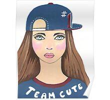 Team Cute Poster