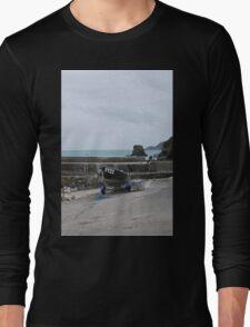 FY22 Black Stripe Boat Long Sleeve T-Shirt