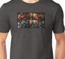 TF2 Red vs Blue Unisex T-Shirt