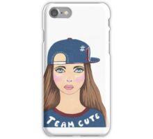 Team Cute iPhone Case/Skin