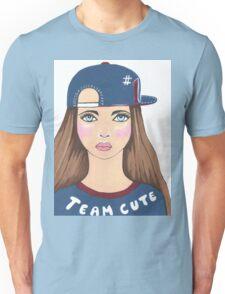 Team Cute Unisex T-Shirt