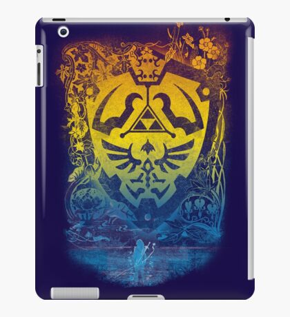 garden of wisdom iPad Case/Skin