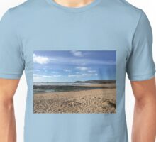 Seaweed and Sandcastles Unisex T-Shirt