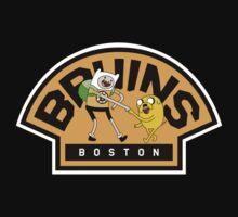 Adventure time Bruins Kids Tee