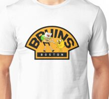 Adventure time Bruins Unisex T-Shirt