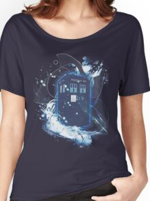 waves of space and time Women's Relaxed Fit T-Shirt