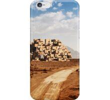 Desert Habitat iPhone Case/Skin