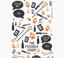 The Foxhole Court Pattern Unisex T-Shirt