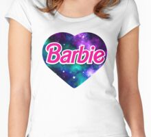 BARBIE universe Women's Fitted Scoop T-Shirt