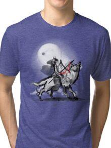 princess monokami Tri-blend T-Shirt