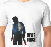 Never Forget - Joel Unisex T-Shirt