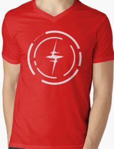 Kiznaiver (White) Mens V-Neck T-Shirt