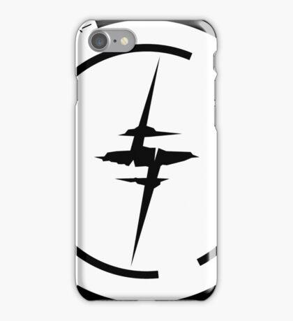 Kiznaiver (Black) iPhone Case/Skin