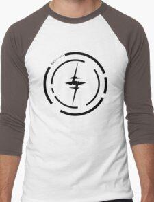 Kiznaiver (Black) Men's Baseball ¾ T-Shirt