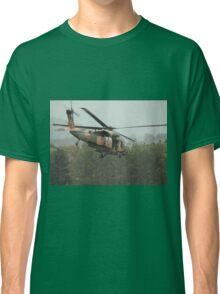 RAAF Blackhawk,Albion Park Airshow,Australia 2010  Classic T-Shirt