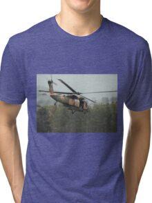RAAF Blackhawk,Albion Park Airshow,Australia 2010  Tri-blend T-Shirt