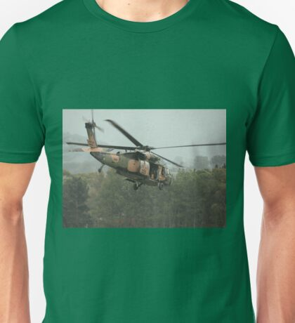 RAAF Blackhawk,Albion Park Airshow,Australia 2010  Unisex T-Shirt