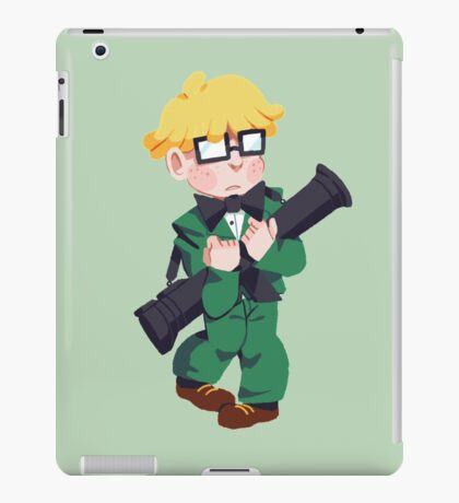 Jeff Andonuts! iPad Case/Skin