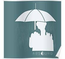Raining & Pouring Poster