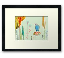 intermede Framed Print