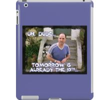 Marty - The Big Lebowski iPad Case/Skin