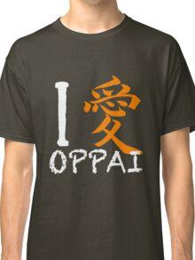 "I Love Oppai shirt (Symbol means ""Love"") Classic T-Shirt"