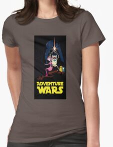 adventure time starwars Womens Fitted T-Shirt