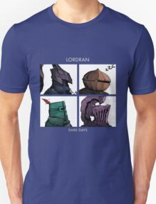 Lordran Dark Days Unisex T-Shirt