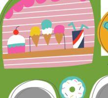 Ice Cream Truck Sticker