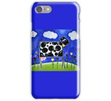 One Moo Cow iPhone Case/Skin