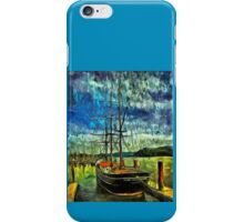 Cape Foulweather Tall Ship iPhone Case/Skin
