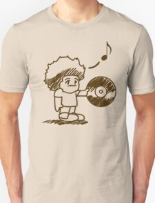 SOULective Listening Lounge Tee - 012 Unisex T-Shirt
