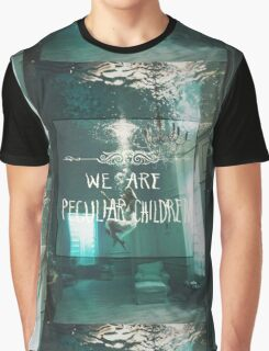 we are peculiar Graphic T-Shirt