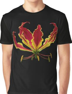 Fire lily Graphic T-Shirt