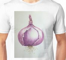 Red Onion Unisex T-Shirt