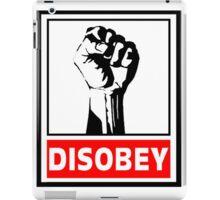 Disobey Revolution iPad Case/Skin