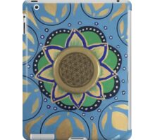 Metatron's SunFlower iPad Case/Skin