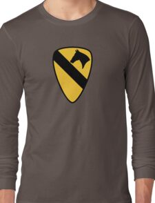 1st Cavalry Division Long Sleeve T-Shirt
