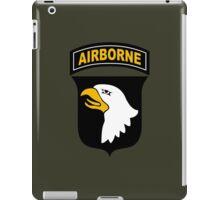 101st Airborne iPad Case/Skin