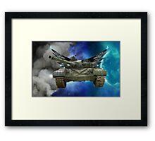 T72 Random Framed Print