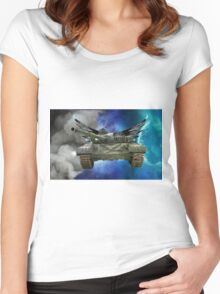 T72 Random Women's Fitted Scoop T-Shirt