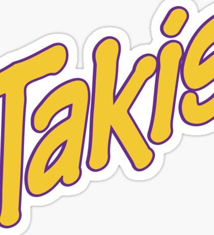 Takis chips  Sticker