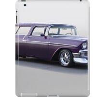 1956 Chevrolet Nomad Wagon iPad Case/Skin