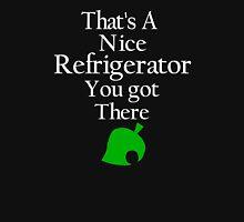 A Refrigerator or  just a Leaf? Unisex T-Shirt