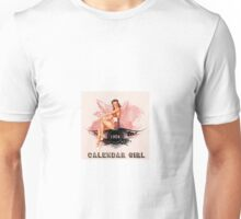 Calendar Girl Unisex T-Shirt