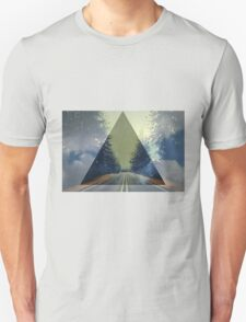 """Sky Road """"Go There"""" Unisex T-Shirt"""