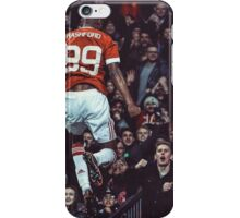 Marcus Rashford iPhone Case/Skin